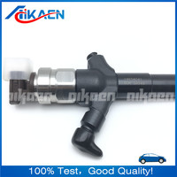 hot sale in stock 095000 5600 Original and new Common Rail Injector for 1465A041 1465A257 095000 5600