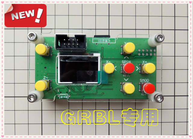 Detail Feedback Questions about GRBL offline controller CNC display