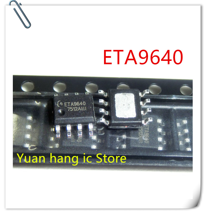 10pcs 100% New And Orginal ETA9640 ETA9640E8A 5V1A SOP-8 In Stock