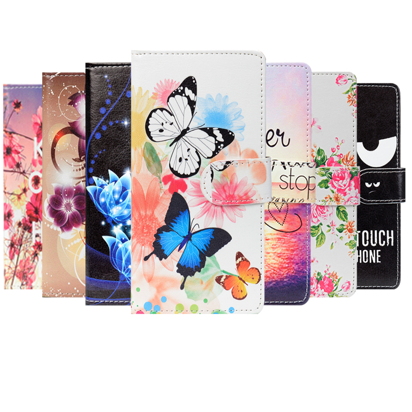 For Oukitel K10000 Mix Case High Quality Pu Leather 5.5 Flip Wallet Case Back Cover Book Case For Oukitel K10000 Mix Cases