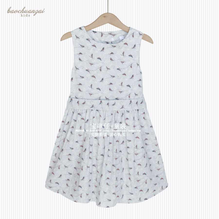 Fish Bow Print Sleeveless Holiday Dresses Summer Cotton Dress Girls Dresses for Party and Wedding Ball Gowns for Children for archey equipment ads fish compound retrorsely bow fish line card