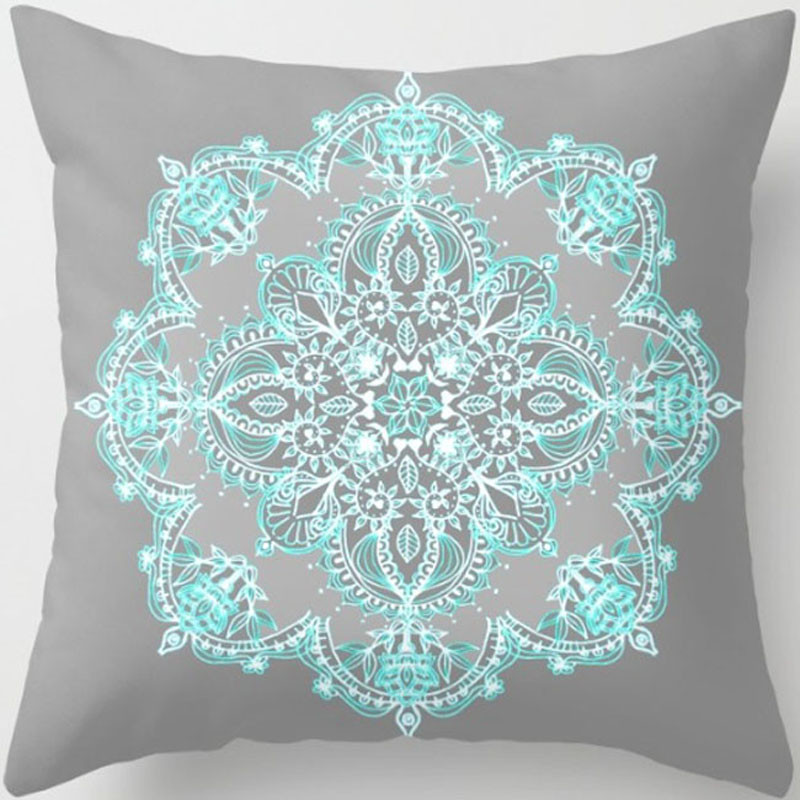 XJBZT030F05teal-and-aqua-lace-mandala-on-grey-pillows
