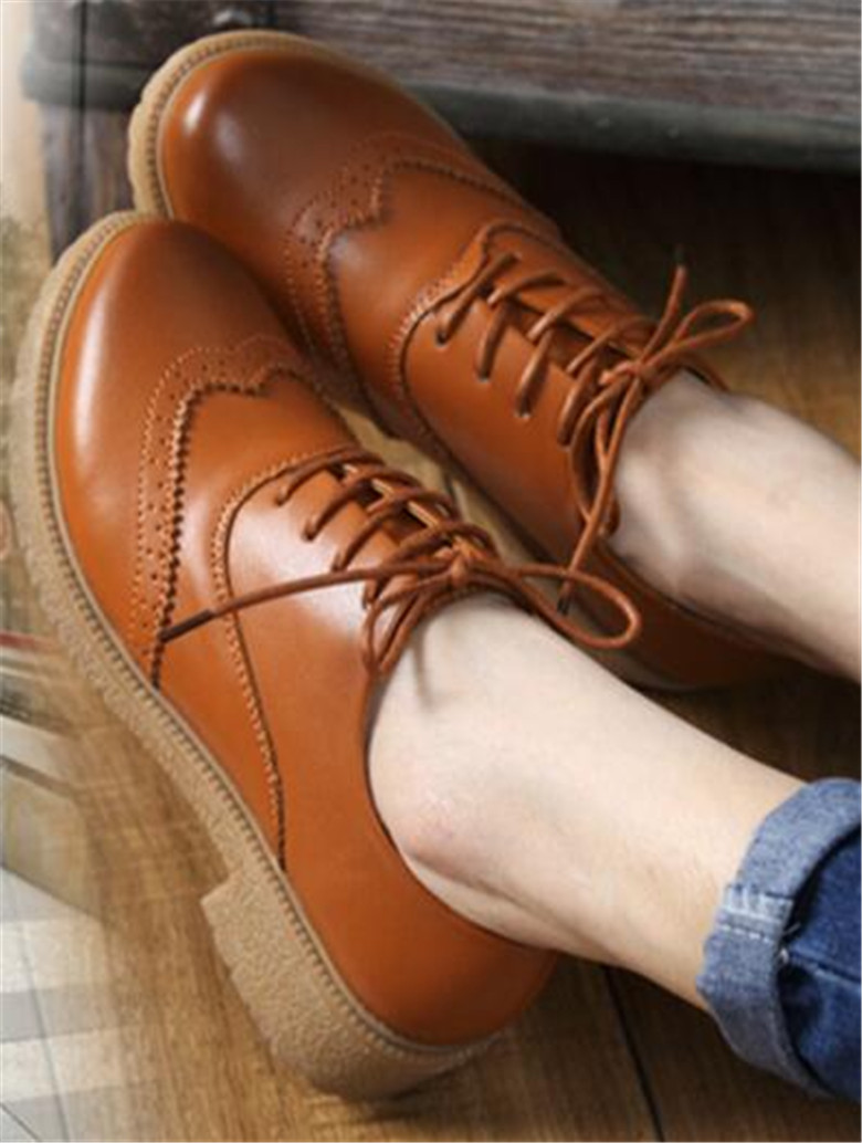 ФОТО 2017 Shell head shoes recreational shoe large base platform shoes female students
