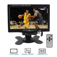 Elecrow Display Raspberry Pi 3 7 inch LCD Monitor With HDMI Screen 1024x600 TFT Display for Raspberry Pi B/B+ Win7 8 XP 2000