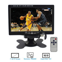 Cheapest 7 Inch Raspberry Pi 3 LCD Monitor With HDMI Screen Display 800x600 TFT Screen 7