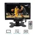 Elecrow pantalla Raspberry Pi 3 7 pulgadas con pantalla LCD Monitor HDMI TFT 1024x600 pantalla para Raspberry Pi +/B/a Win7 8 XP 2000