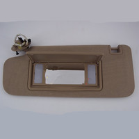 Original Overhead Console Interior Sunvisor With Light & Mirror For Chevrolet Cruze 2009 10 11 12 13 14 15 Malibu ADB019