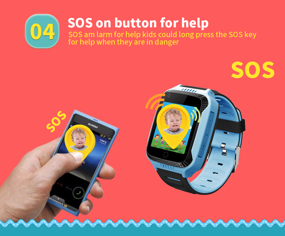 Benovel Q528 Y21 Children GPS Smart Watch With Flashlight Baby Watch 1.44inch SOS Call Location Device Tracker for Kid Safe watches (9)