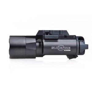Image 5 - WADSN Surefir X300 Ultra taktik silah el feneri tabanca lanterna X300U 510 lümen avcılık Scoutlight Fit 20mm Picatinny ray
