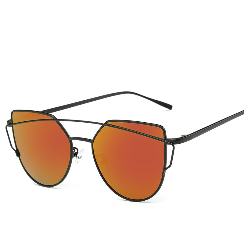 Polarized sunglasses color film large frame sunglasses Ms Chao 8032 Colorful eyewear sunglasses prescription glasses in Women 39 s Sunglasses from Apparel Accessories