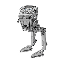 Star Wars Series The AT ST Walker Model Building Blocks Set Classic Compatible 75153 Lepin 05066
