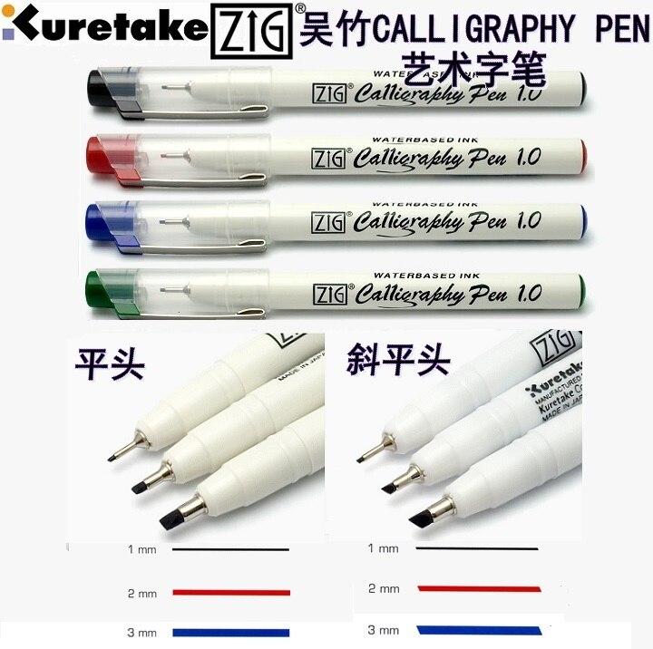 Buy Lifemaster Zig Kuretake Calligraphy