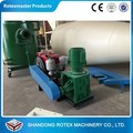 Good Quality Diesel Engine Small Wood Pellet Press Machinery