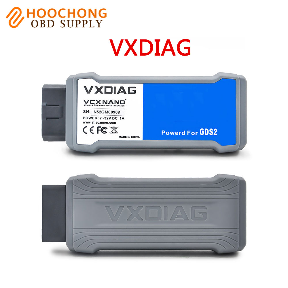 VXDIAG VCX NANO for G-M for OPEL WiFi Version GDS2 G M Diagnostic Tool better than Tech2 Scanner free shipping