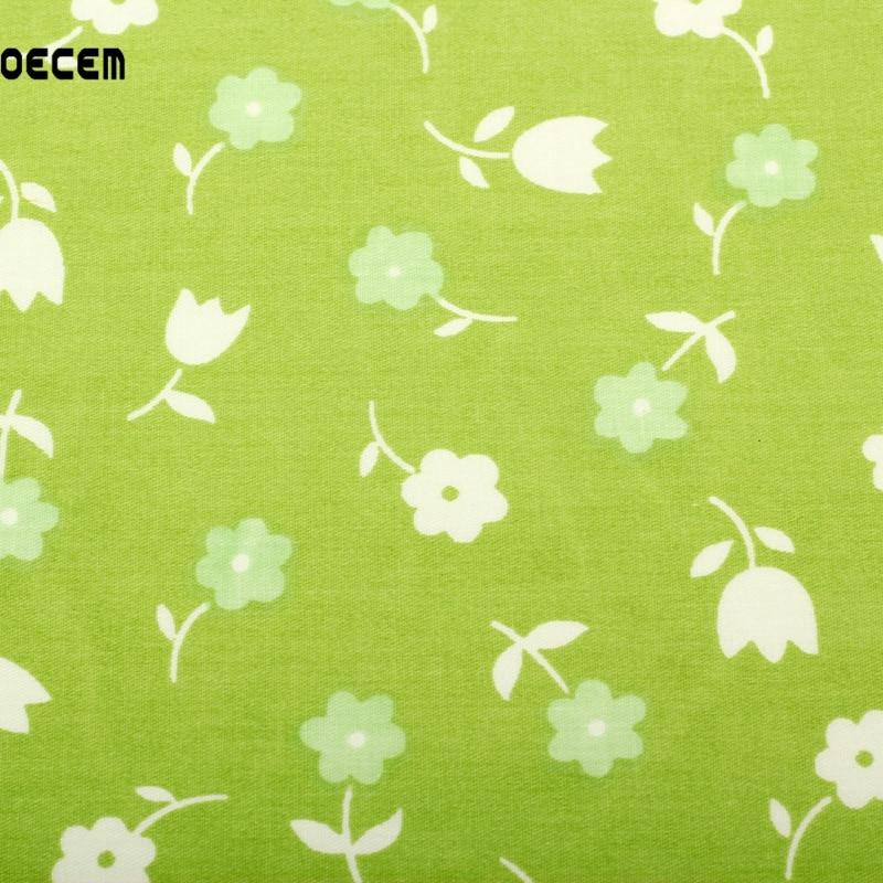 Baumwolle Quilten Stoff Patchwork Floral Bedruckte Fat Quarter - Kunst, Handwerk und Nähen - Foto 5