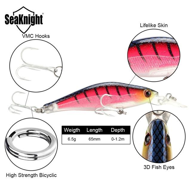 SeaKngiht Minnow SK043