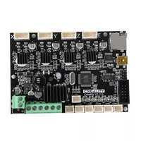 24V New silent TMC2208 Mainboard/motherboard Upgrade Version V1.1.4 For Creality 3D Ender 3/ ender-3 Pro/ Ender 5 printer parts