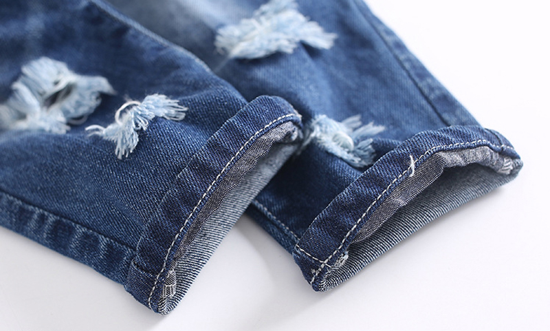 HTB1SnUWbh rK1RkHFqDq6yJAFXaU - 3-8T kid jeans children jeans boys pants denim trousers Korean children jeans overalls bib pants jeans for boys kids boy clothes