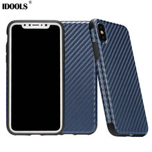 hot deal buy idools for apple iphone x case dirt resistant soft tpu quality picks slim coque 5.8 inch mobile phone bags cases for iphone x 10