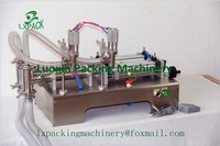 LX PACK Brand Lowest Factory Price Full Auto Honey Jar Filling Capping Machine Semi Automatic Sugar