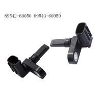 Front Rear Left Right ABS Wheel Speed Sensor for Toyota FJ Cruiser Tacoma Land Cruiser For Lexus LX570 89542 60050 89543 60050