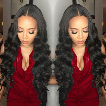 Sapphire Peruvian Body Wave Human Hair 3pcs lot  100% Human Hair Bundles Remy Hair Extensions 8-28inch Natural Color Salon Hair