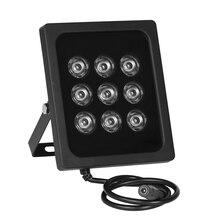 HOBOVISIN CCTV 9pcs Array LEDS IR illuminator infrared IR Light Outdoor Waterproof Night Vision for CCTV Surveillance Camera