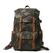 Canvas Camouflage Backpack Men Large Capacity Military Travelling Rucksack High Quality Waterproof Laptop School Bags balang brand business backpack for men high quality travel backpack large capacity waterproof school bags for teenagers rucksack