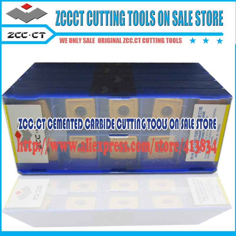 50pcs ZCC-CT Cutter SNMG120412 YBC251 SNMG12 SNMG1204 SNMG433 China  ZCC.CT SNMG Cemented Carbide CNC Turning Tool Inserts