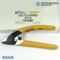 High Quality Fiber Optic Cable Stripper For Stripping 125 Micron Fiber Double Nose Pliers Forceps Miller