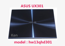 Free Shipping replacement LCD screen for Asus Zenbook UX301 screen with Touch Digitizer Assembly 2560 x 1440 13.3HD fully tested