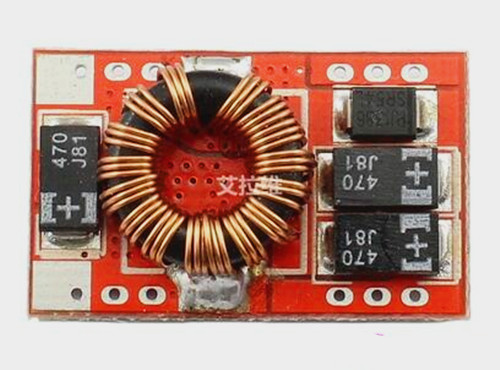 Free Shipping!!! Efficiency 92% DC-DC Boost Module / Boost Board / 5V/3A Instant 5A