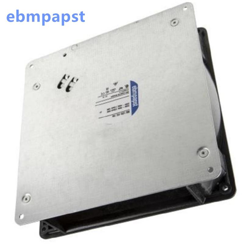 RG125-19/56  Original Germany Ebmpapst RG125-19/56  230v 2550RPM  1.20A Cooling Fan