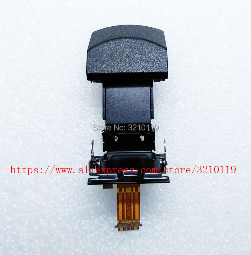 Original Top Cover Flash Group Unit Colo Repair Parts For Sony ILCE-5000 A5000 ILCE-5100 A5100 ILCE-6000 A6000 Mirrorless Camera