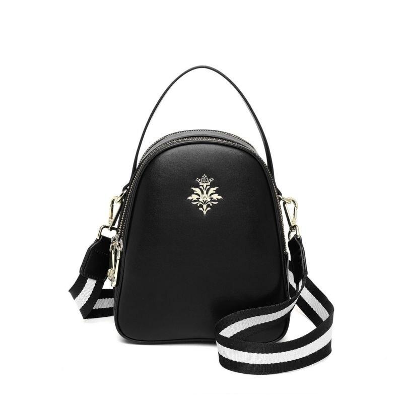 LOEIL fashion backpack female simple wild female bag female