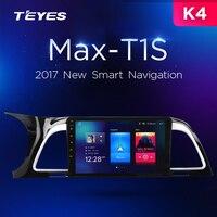 Teyes Nieuwe universele Autoradio 9 Inch Android 4.4 Bluetooth groothandel Auto Gps Navigatie voor KIA K4 ondersteuning spiegel Ingebouwde wifi