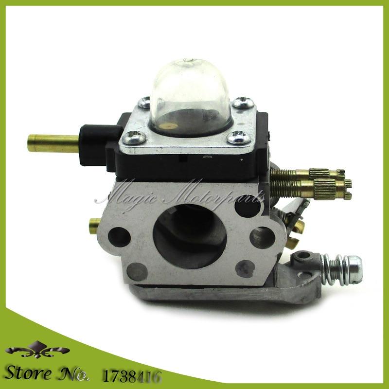 Carburateur pour Zama Carb C1U-K54A Remplace C1U-K17 C1U-K27A//B C1U-K46 Echo 12520013123 Mantis 2 cycles Cultivateurs