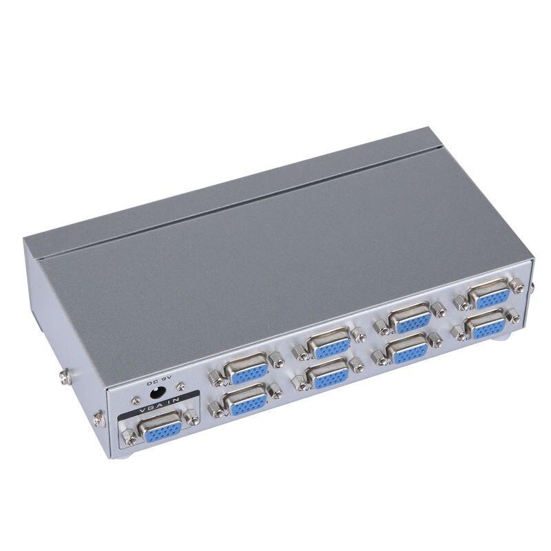 Computer-peripheriegeräte Computer & Büro 8 Port Vga Splitter 1x8 250 Mhz 1920x1440 Video Kaskadiert 30 Mt Mt-2508 SpäTester Style-Online-Verkauf Von 2019 50%