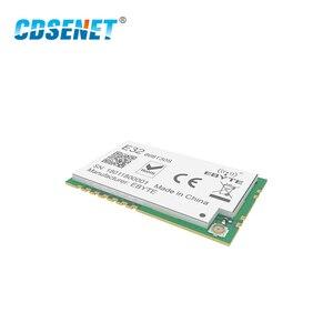 Image 2 - SX1278 868MHz 1W SMD אלחוטי משדר CDSENET E32 868T30S 868 mhz SMD חותמת חור SX1276 ארוך טווח משדר מקלט