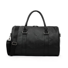Popular Design PU Leather Business Women Travel Bags Handbag Fashion Large Weekend  Duffel Bag Travel Bag For Women 2018 bdf825363c