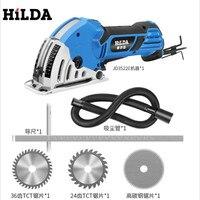Mini 500W Electric Circular Saw DIY Multifunctional Electric Saw Power Tools rotary tool circular saw blades for wood TP 0291