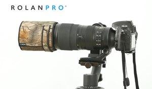 Image 1 - ROLANPRO pare soleil téléobjectif rabattable sur mesure pour Nikon AF S 200 500mm f/5.6E ED VR uniquement pour Nikon 200 500 f5.6
