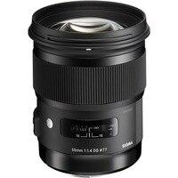 Genuine Sigma 50mm F1 4 DG HSM ART DSLR Lens For Canon