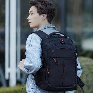 Image 2 - Youpin UREVO 25L large capacity mens backpack mens 15inch computer bag waterproof travel bag multi function backpack bag