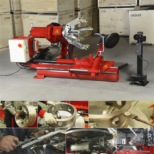 14-26 Truck Tyre Changer Heavy Tire Changer For Heavy-duty Goods Vehicle