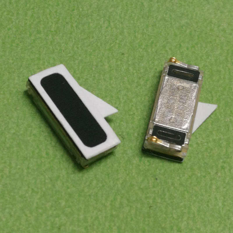 2 Pcs Earpiece Ear Piece Speaker untuk Sony Xperia C C2304 C2305 S39h L1 G3311 G3312 E4 E2104 E2105 E2114 e2115 Earphone Receiver
