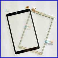 Black Color Touch Screen 7 Inch For Megafon Login 2 Login2 MT3A Touch Panel Digitizer Replacement