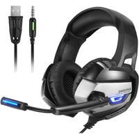 Gaming Headset PS4 Casque Gamer Headset XBox One Headset Game Headphone For Computer With Microphone VS