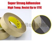 10mm Or 12mm 15mm Original 3M Super High Bond Clear Double Sided Adhesive Tape For Windows