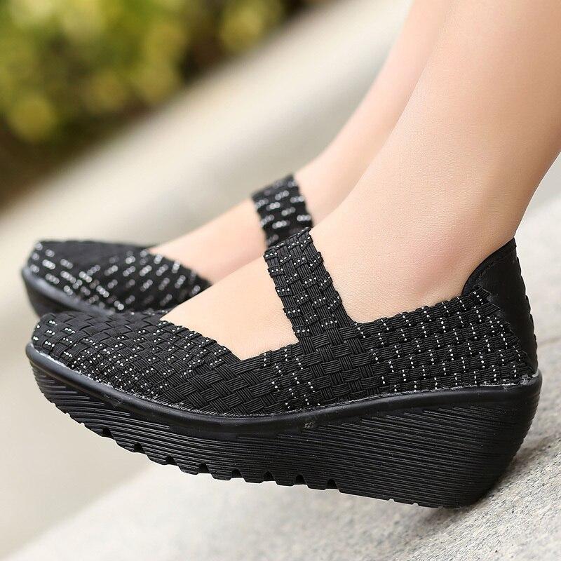4aef86fd8c zapatos tejidos para mujer